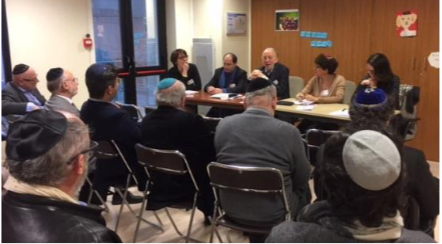 A la rencontre de Judaïsme Libéral Francophone